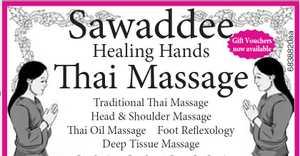 <p> <strong>Thai Massage</strong> </p> <ul> <li> Traditional Thai Massage</li> <li> Head...</li></ul>