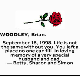 WOODLEY, Brian.