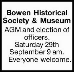 Bowen Historical Society & Museum