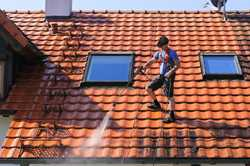GUTTER CLEANING SOLAR PANEL & ROOF WASHING