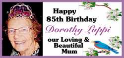 Happy 85th Birthday