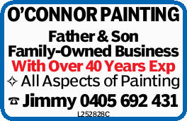 Father & Son Family-Owned Business With Over 40 Years Exp