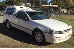 auto, 6mths rego. Smart bar, canopy, heavy suspension for towing, RWC $4,500 Ph 0428732610....