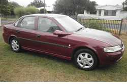 HOLDEN Vectra JB Series 11 Olympic Edition,