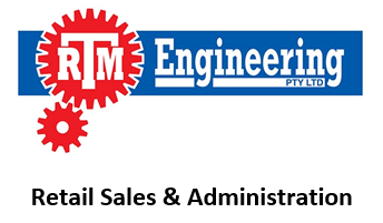 RTM Engineering Pty Ltd is a diverse engineering and retail sales company located in Bowen. We ha...