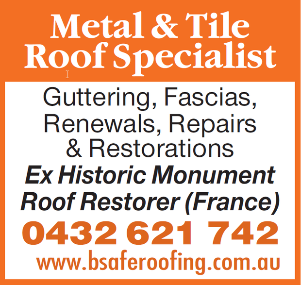 Metal & Tile Roof Specialist Guttering, Fascias, Renewals, Repairs & Restorations Ex Hist...