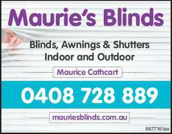 Blinds Awnings and Shutters