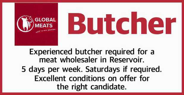 Butcher