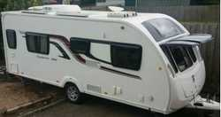 Only 2 years old    AC  2 singles  sleeps 4  ensuite  Full size...