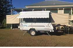 2005 Jayco Hawk Outback.