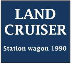 LAND CRUISER   Station wagon 1990   Rebuilt Motor   Very good condition   New inj...