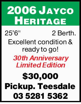 "21'6""2 Berth.   Excellent condition & ready to go!   30th Anniversary Limite..."