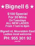 Bignell 6