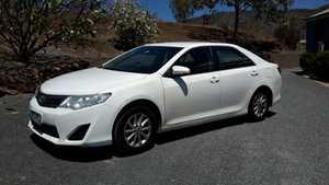 <p> TOYOTA Camry Altise, Nov 11, auto, just serv, w wh/align, new Michelin's, 87,000km, RWC...