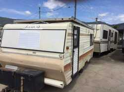 1x 17ft Poptop Jayco