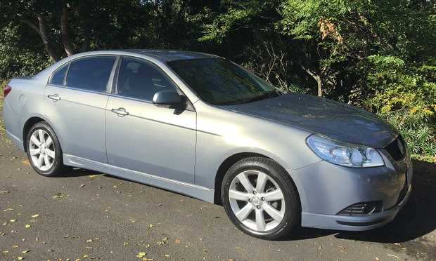 2010 HOLDEN EPICA 
