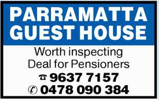 Worth inspecting    Deal for Pensioners    96377157    0478090384