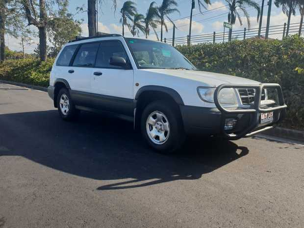 5spd wagon, A/C, P/S, Dual range AWD, VGC, Thousands of dollars spent. Drives Great, Nothing to s...