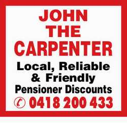 Local, Reliable & Friendly Pensioner Discounts