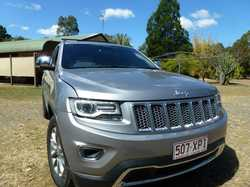 JEEP 2014 Grand Cherokee Ltd, 3.6, r/racks, t/bar, 99k books, service history, no-off road, no to...