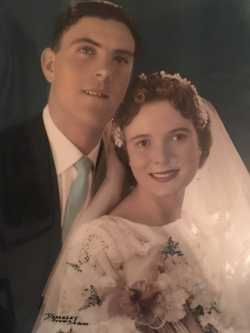 Congratulations  Philip and Phyllis Essex on your 60th wedding Anniversary.  All our love Maree, Mar...