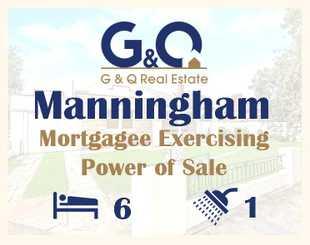 Mortgagee Exercising Power of Sale   Open Sun 12-12.45pm   6rms, 1 bath, 2 sep single gge...