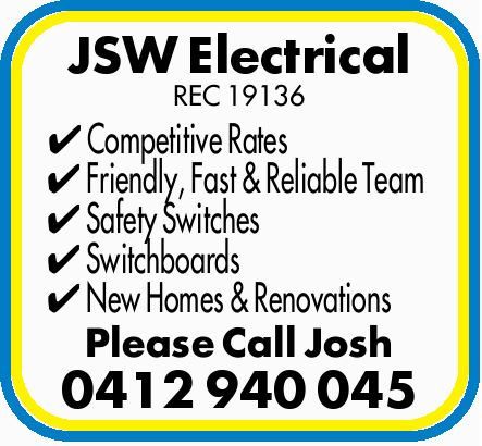 JSW Electrical REC 19136 Competitive Rates Friendly, Fast & Reliable Team Safety Switches Swi...