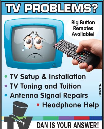 Big Button Remotes Available!