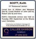SCOTT, Keith