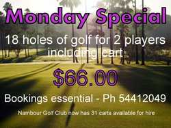 10 - 25 Hours per week weekend work included Hospitality experience essential Golf knowledge would b...