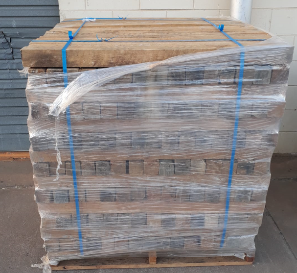 70x70x1130mm   Strapped and wrapped pallet of 210 pieces.   $577.50 inc. GST. Charters To...