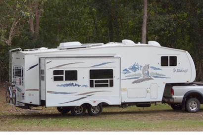 <p> 30ft 5th WHEELER Caravan </p> <p> $48,000 </p> <p> 9 months rego & RWC, sngle...</p>