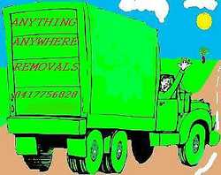 Anything Anywhere Removals   From $60/hour. Owner Operator. 29 Years Experience. Door to Door...
