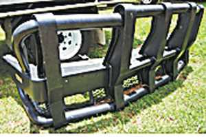 <p> Used Bull Bars over 200 in stock and Alloy tray backs & Fibreglass canopys. </p>