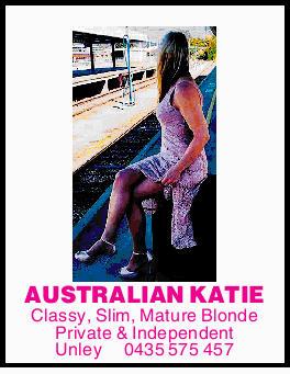 Blonde slim mature #12