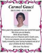 Carmel Gauci