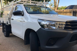 Toyota Hilux Workmate 2015,manual, alloy rack,tool boxes 40,900 kms,VGC RWC $18,000. Contact Corey 0...