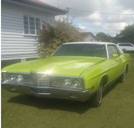 1972 FORD LTD GALAXY GREAT BUY Genuine 59,000Miles 1 Owner Excellent Condition Selling due to hea...
