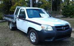 Mazda BT 50 2009   Turbo diesel, a/c, Alloy Wheels, Exc condition,   138,900 klms,   ...