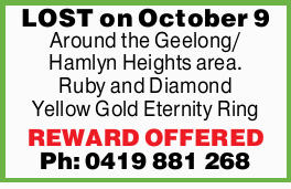 LOST on October 9 