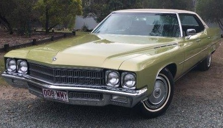 BUICK ELECTRA 225 1971 Left Hand Drive 