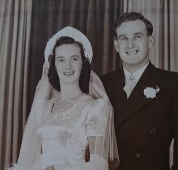 Bruce Herbert Skelton 29.08.1926-18.10.1970 Doris Ferrell Skelton 26.05.1927-14.10.2014  Those we love...