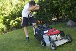 REPAIRS TO MOWERS