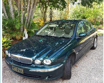 JAGUAR X Type 2006 Auto, 141,155 klms. Original lady owner driver. Always under cover. The last o...