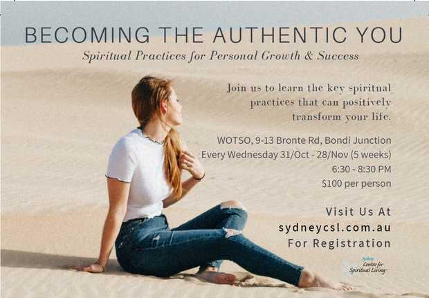 Spiritual Practices for Personal Growth & Success      Join us to learn the key...