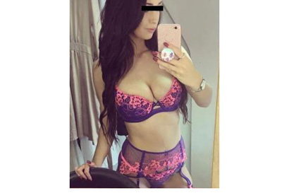 New to Buderim  slim  busty  in/out calls