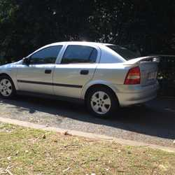 2004 MANUALREGO APRIL 19 REPLACED WATER PUMP TIMING BELT AND OIL CHEAP TO RUN NICE CAR THROUGHOUT 41...
