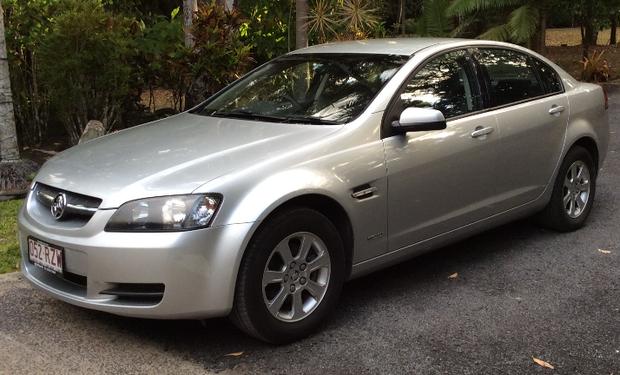 166,000Km's   Auto, V6, A/C, RWC,   Full Svc. Hist., Interior Immac. Cond.