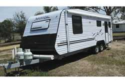MAJESTIC Knight caravan,