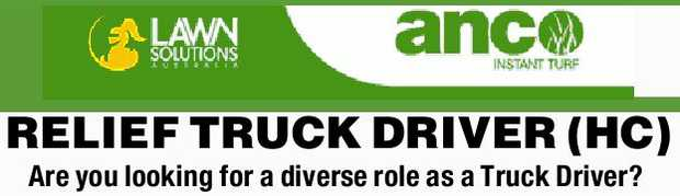 Are you looking for a diverse role as a Truck Driver?   We are looking for a relief driver to...